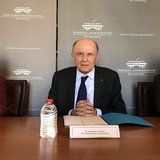 Jean-Marc SAUVE, mediation tribunal administratif de Nantes