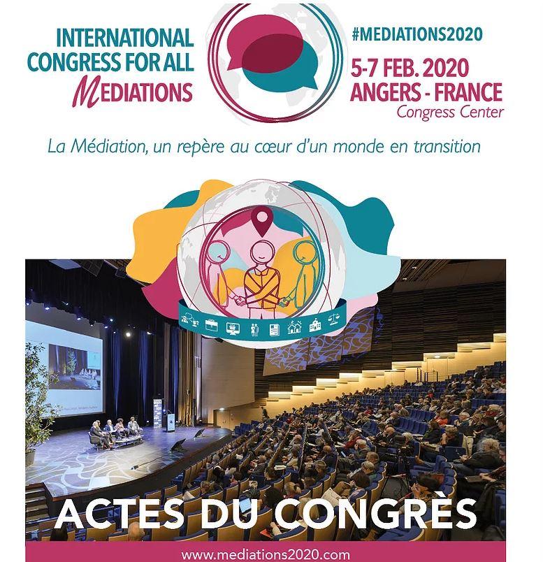 Les Actes du congrès sont disponibles